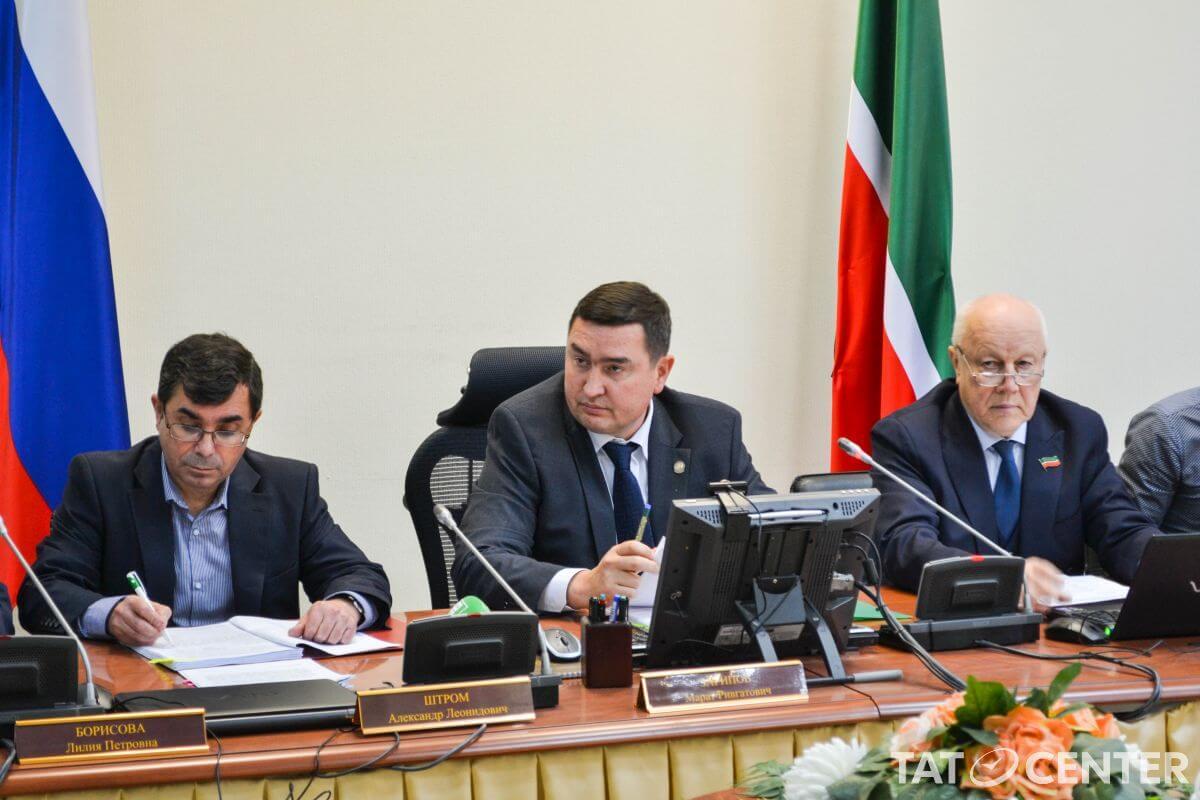 Марат Зарипов, Директор ГЖФ при Президенте РТ