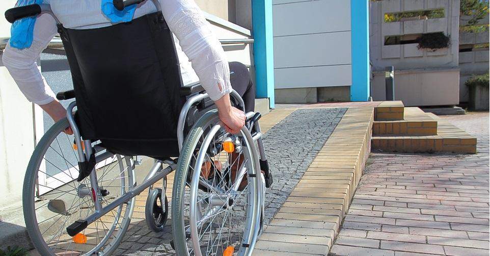 «Доступная среда» для инвалидов