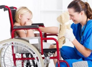 Пенсия для детей-инвалидов в 2018 г.